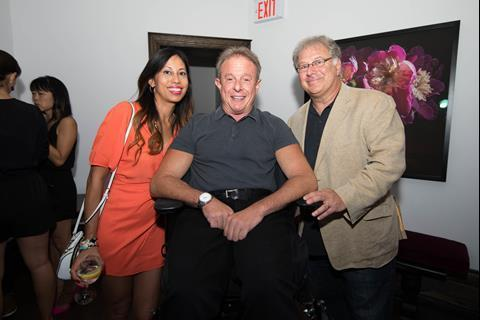 Michael Hirsh's Annual TIFF and Canadian Entertainment Industry Celebration 5